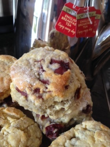Scones to the rescue, healthy celebrations!